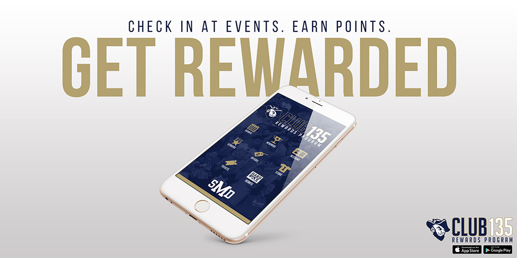 CLUB 135 App Rewards Hardrocker Students And Fans