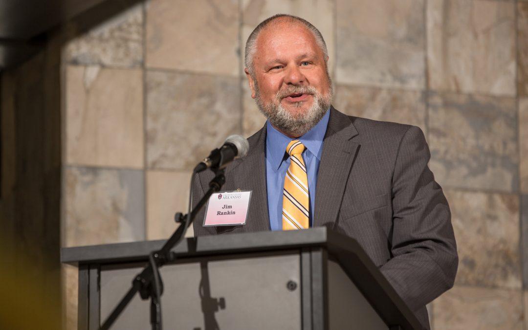 Alumnus James Rankin Selected as New SD Mines' President
