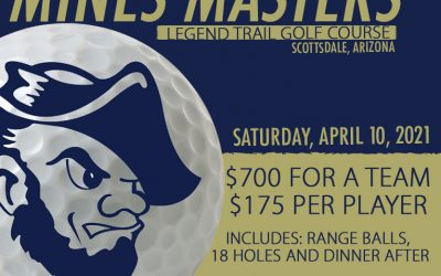 Mines Masters Golf Tourney – April 10, 2021