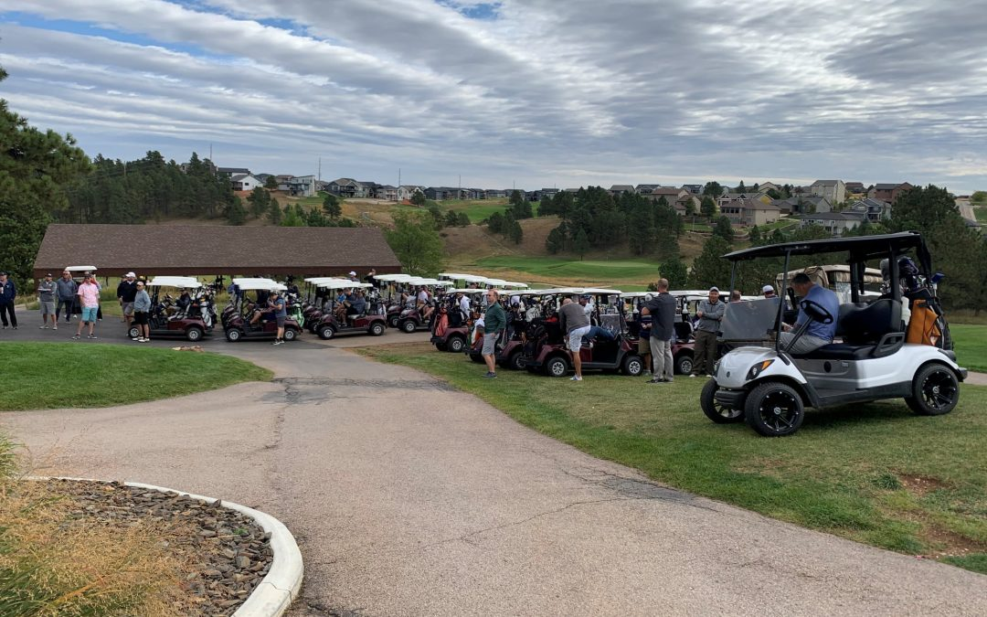 Results of the Hardrocker Golf Classic 2021